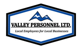 Valley Personnel Retina Logo